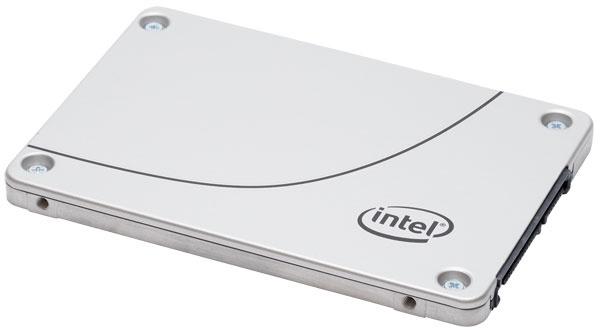 Intel DC S4500-DC S4600 — SSD, чтобы хранить данные - 1