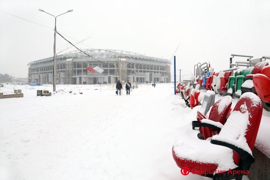 ИТ на стадионе «Открытие Арена». Когда адреналина в проекте не меньше, чем во время матча - 7