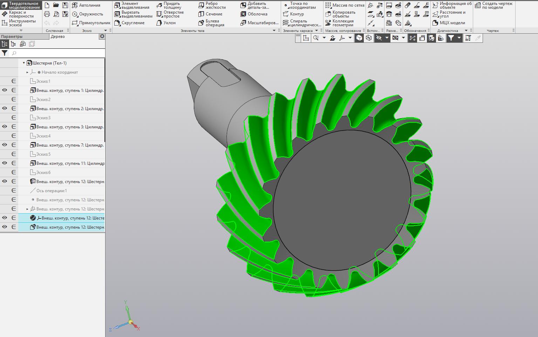 Как математическая библиотека КОМПАС-3D превратилась в C3D Toolkit для разработчиков САПР → часть 1 - 4
