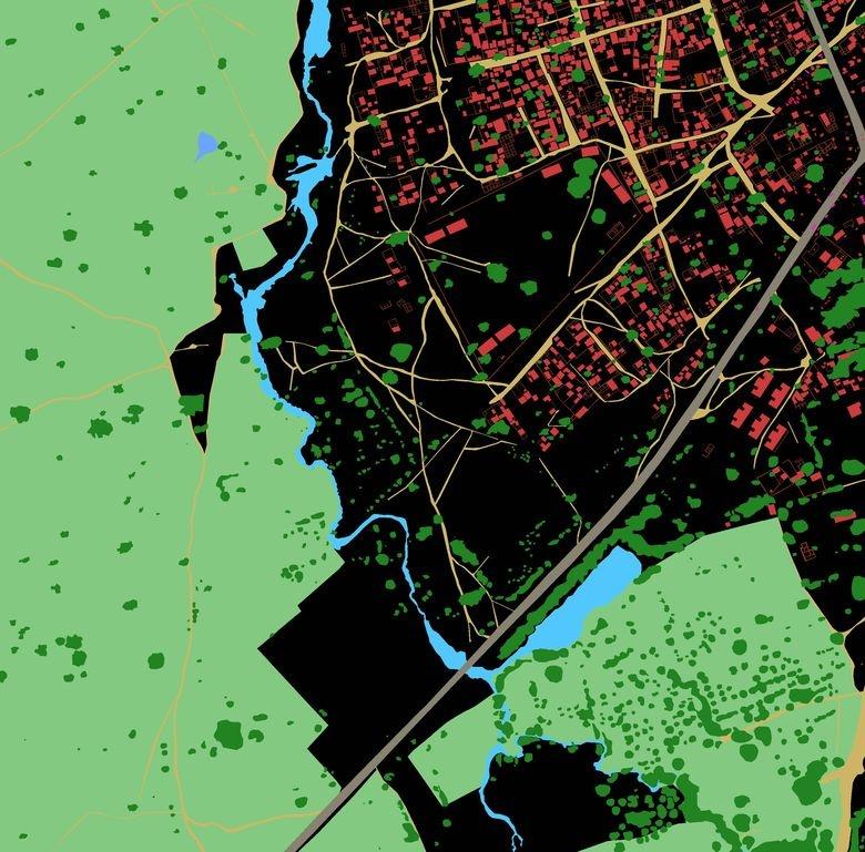 Как программно разметить спутниковую фотографию? Решение задачи Dstl Satellite Imagery Feature Detection - 6