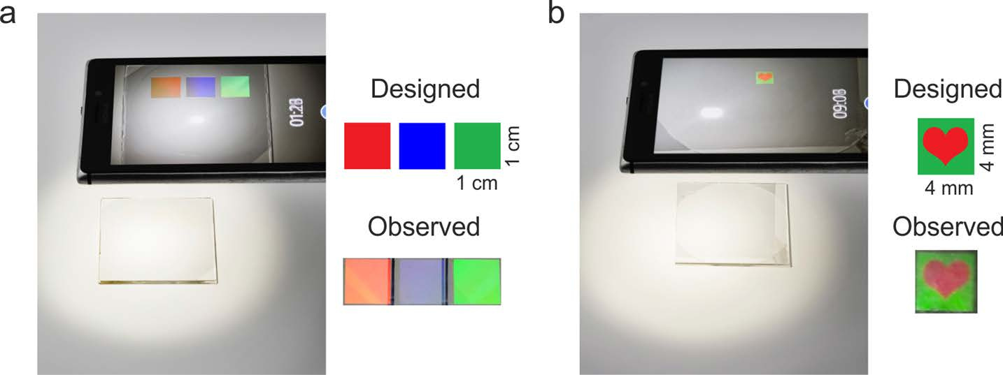 Мета-материалы: оптические иллюзии структурного цвета - 9