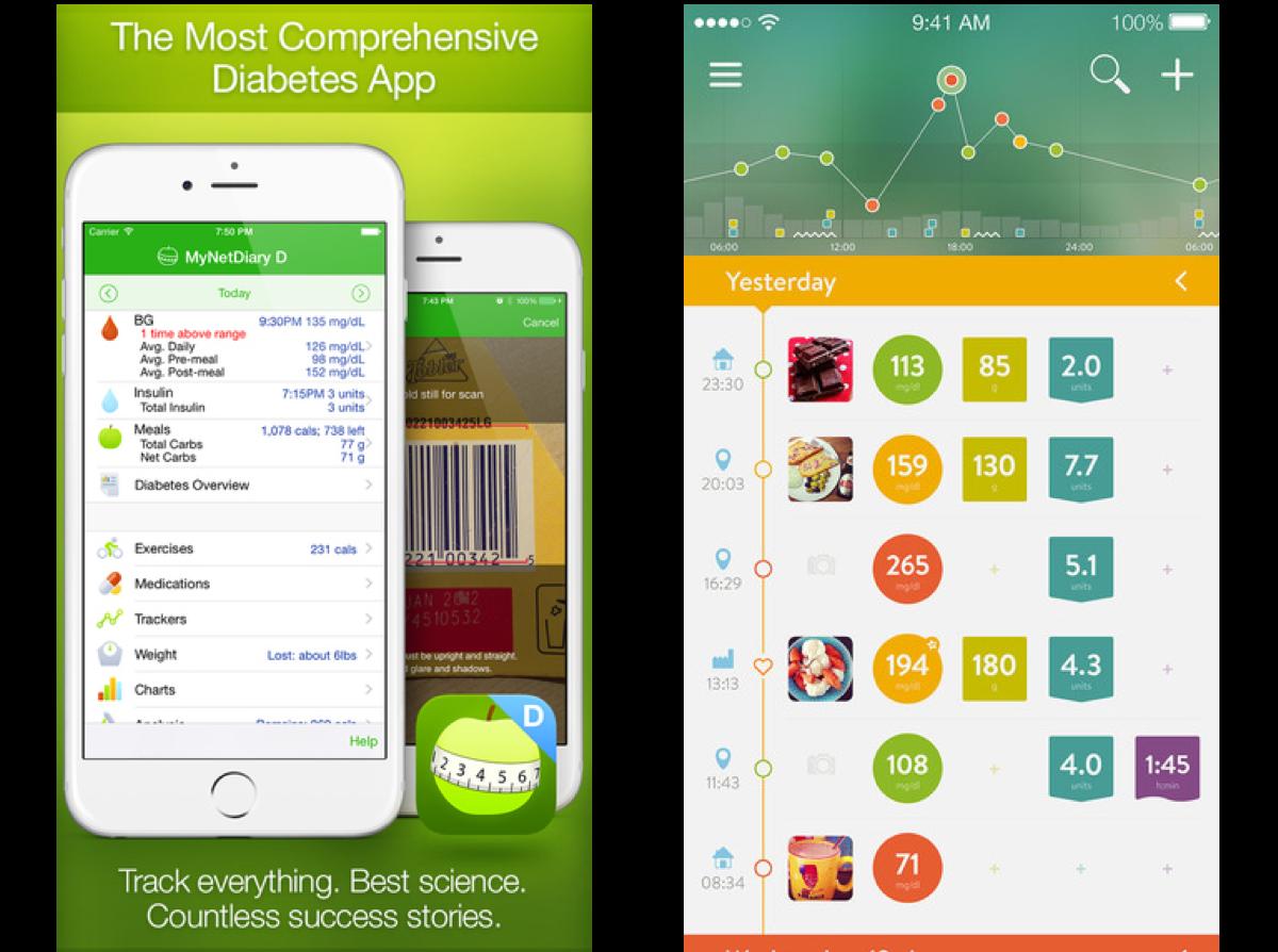 Разработка интерфейса приложения для пожизненного использования на примере мобильного дневника диабета - 6