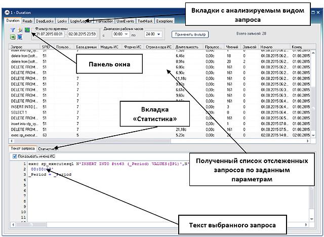 Система мониторинга PERFEXPERT — решение проблем производительности СУБД - 15