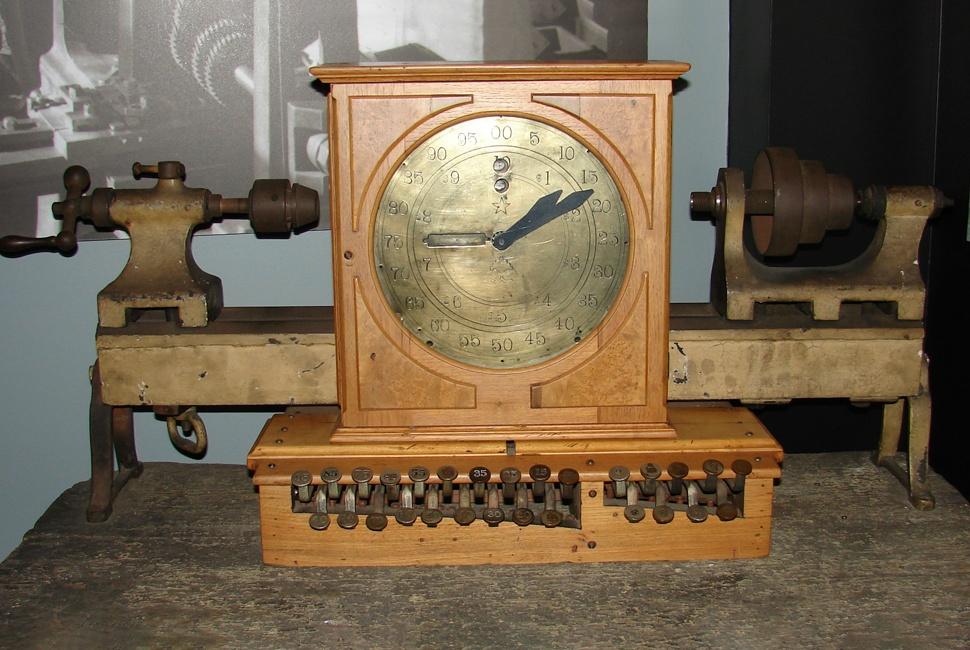 История торговых кассовых аппаратов - 3