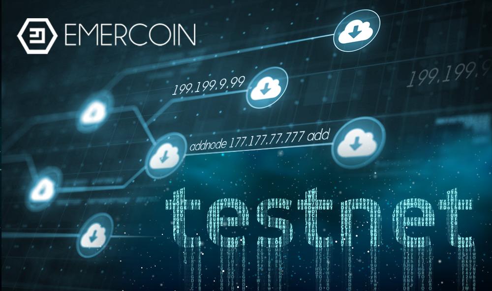 Разворачиваем Emercoin testnet и получаем много бесплатных монет - 1