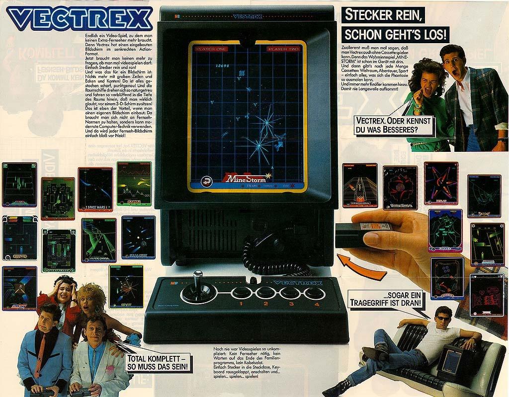 Vectrex — Единственная в мире векторная игровая приставка - 14