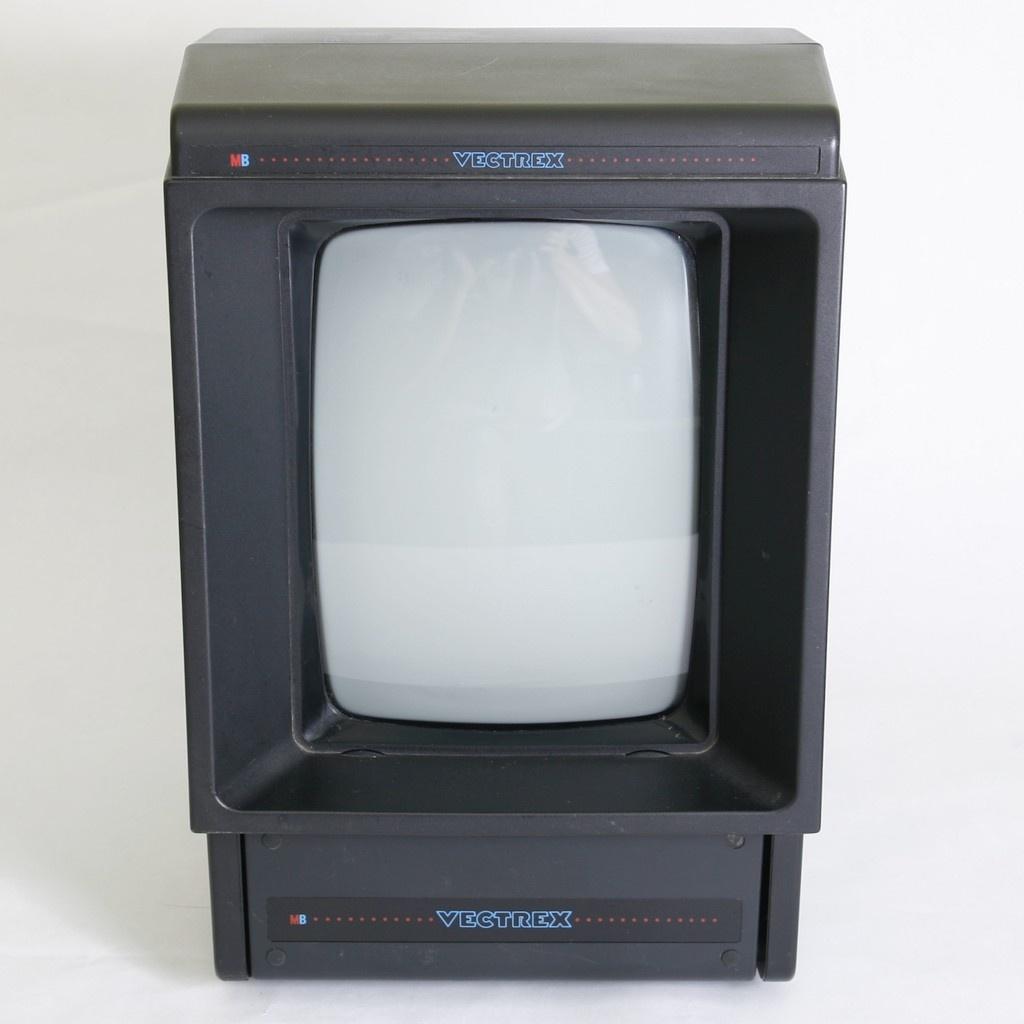 Vectrex — Единственная в мире векторная игровая приставка - 2