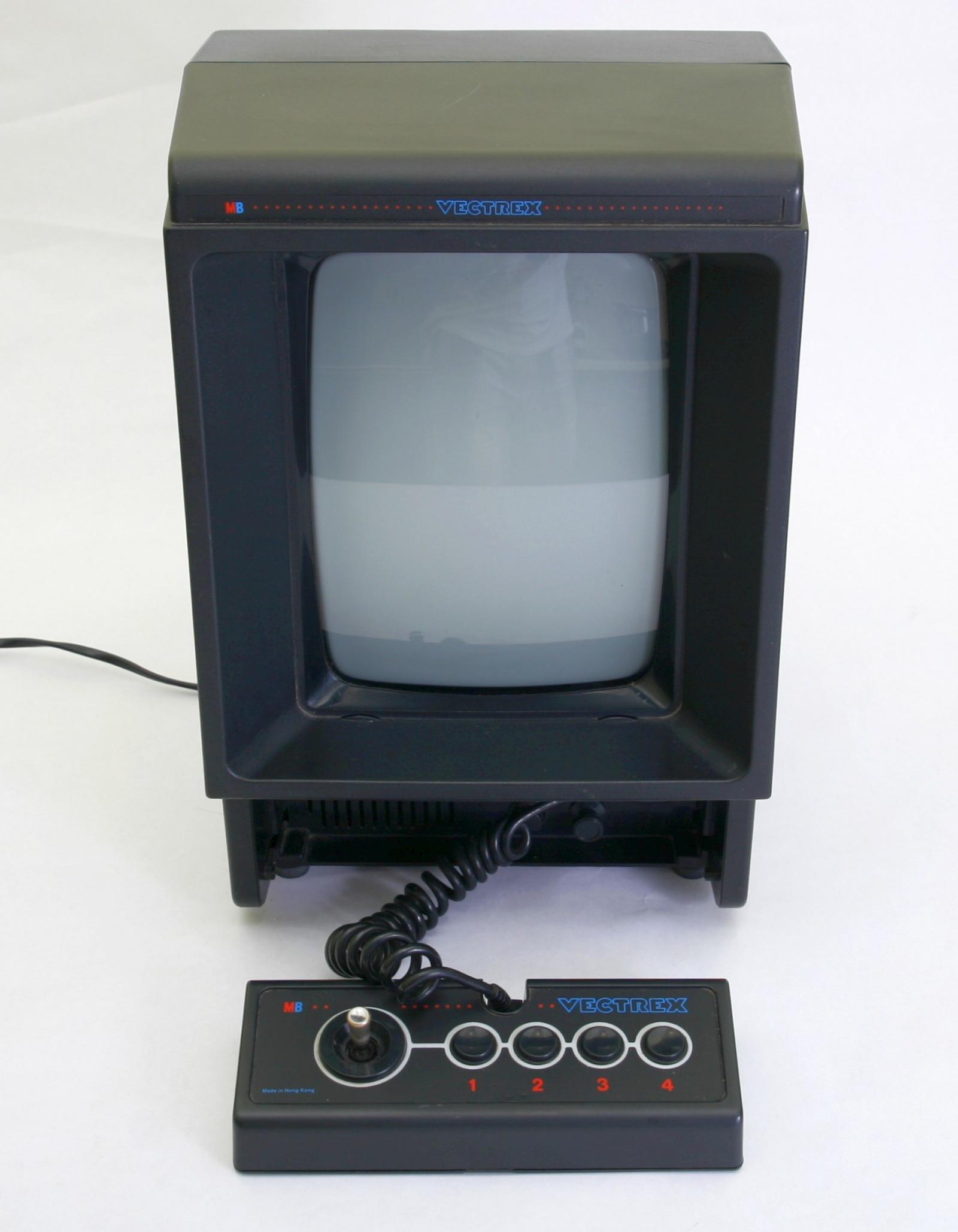 Vectrex — Единственная в мире векторная игровая приставка - 5