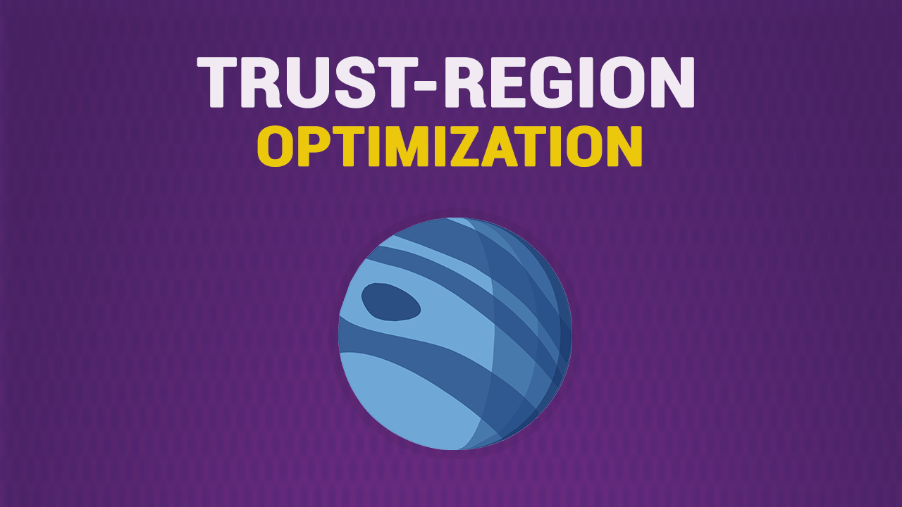 Метод оптимизации Trust-Region DOGLEG. Пример реализации на Python - 1