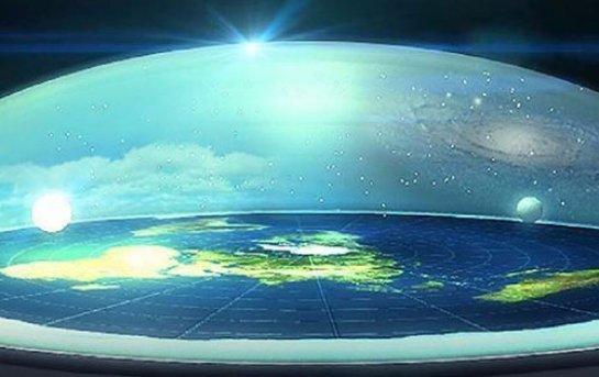 Люди начинают верить в теорию плоской Земли