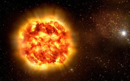 Массивные звезды могут сдуваться и превращаться в черные дыры