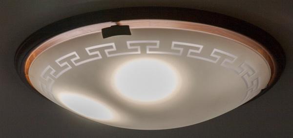 Модернизация «тарелки» под лампы GX70 - 14