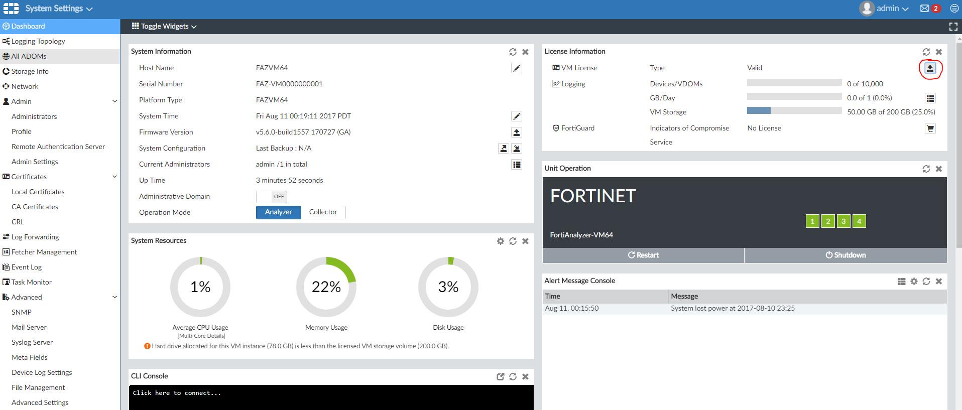 Бесплатный аудит безопасности сети с помощью Fortinet. Часть 2 - 12