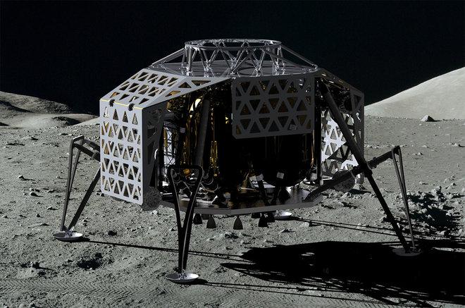 Звонок с Луны: немецкий стартап собирается установить на спутнике Земли базовую LTE-станцию - 2