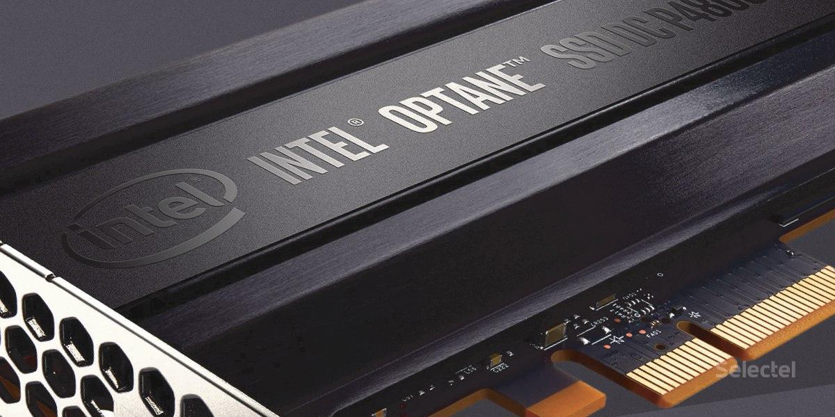 Intel Optane SSD: возможности и преимущества - 1