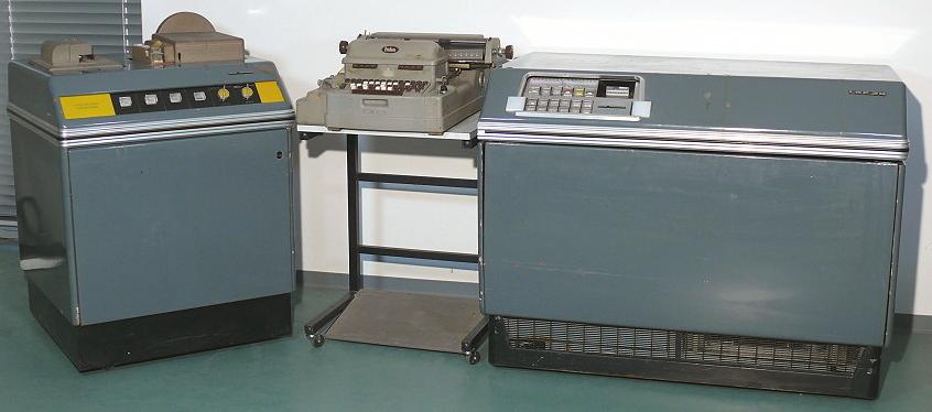 Первые персональные вычислительные машины: LPG-30, Bendix G-15 - 6