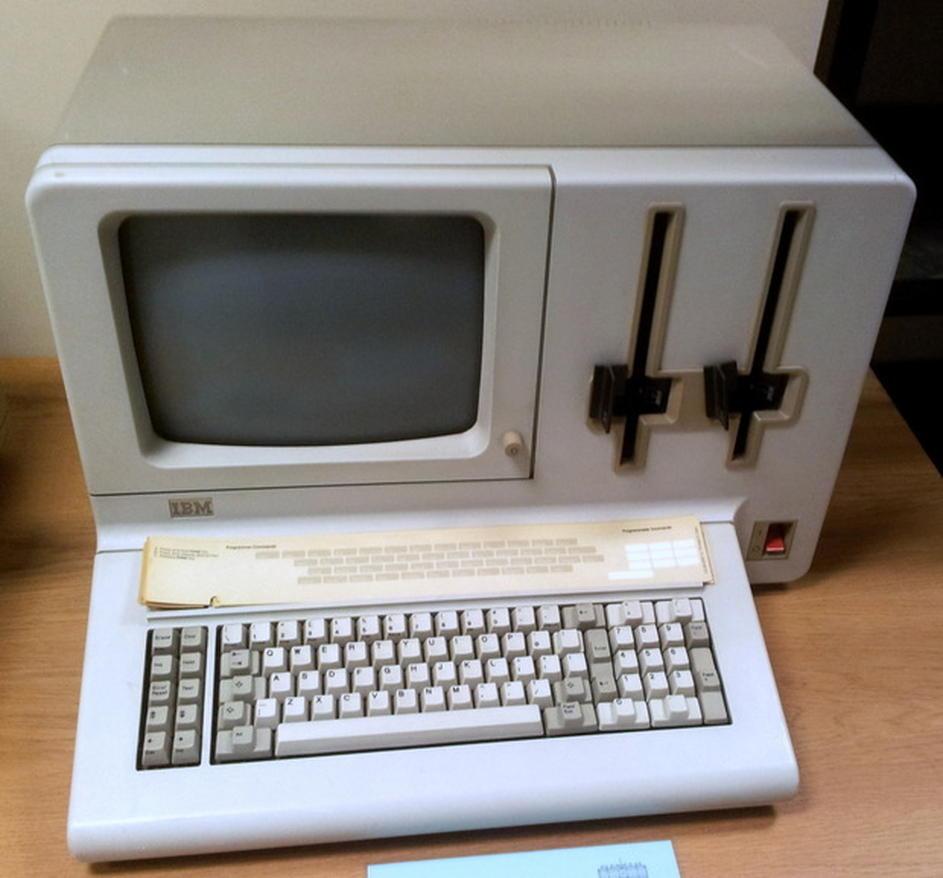 IBM PC: полная история, часть 1 - 4