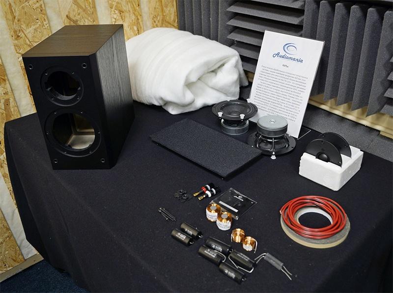 Конструктор акустической системы Audiocore Kit: транскрипт подкаста «Звук» - 4