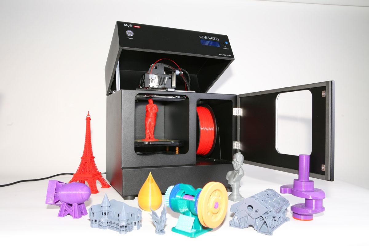 Найден способ противостоять атаке на 3D принтеры - 1