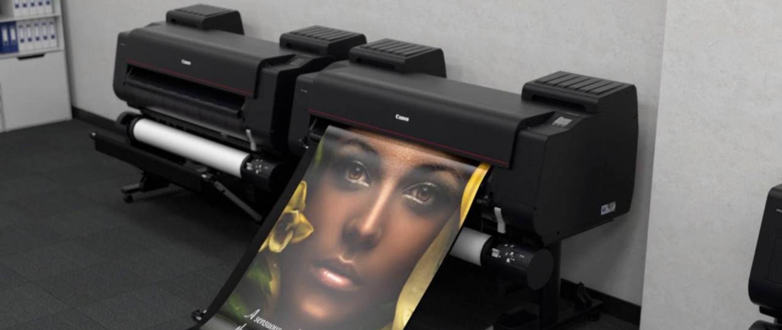 Тонкая красная линия: обзор широкоформатного принтера Canon imagePROGRAF PRO-2000 - 2