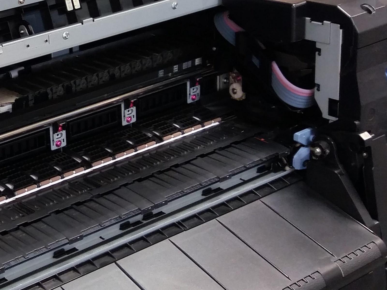 Тонкая красная линия: обзор широкоформатного принтера Canon imagePROGRAF PRO-2000 - 8