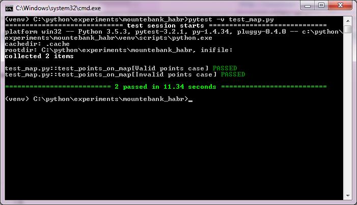Mountebank: гибкое мокирование web API - 8