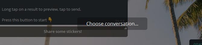 Встроенные кнопки в Telegram Bot API - 4