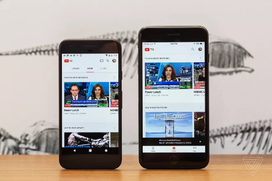 YouTube TV быстро расширяется