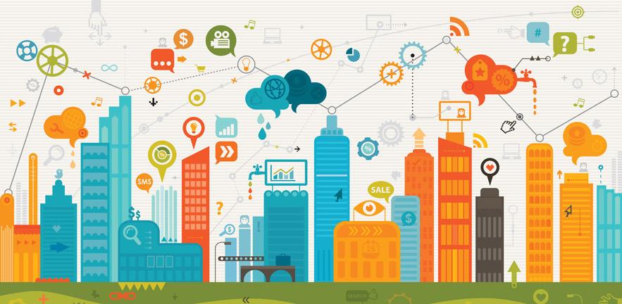 Дополненная и виртуальная реальность в умных городах: как это может быть - 2