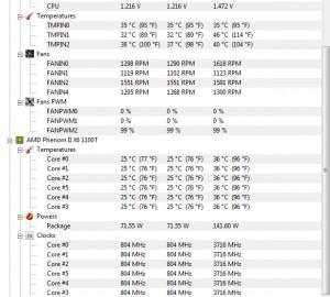 Охлаждение в бюджетном miditower или как опустить процессор ниже 30 градусов - 14