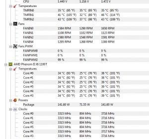 Охлаждение в бюджетном miditower или как опустить процессор ниже 30 градусов - 15