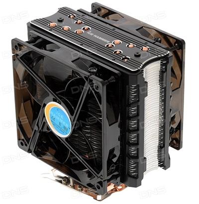 Охлаждение в бюджетном miditower или как опустить процессор ниже 30 градусов - 2
