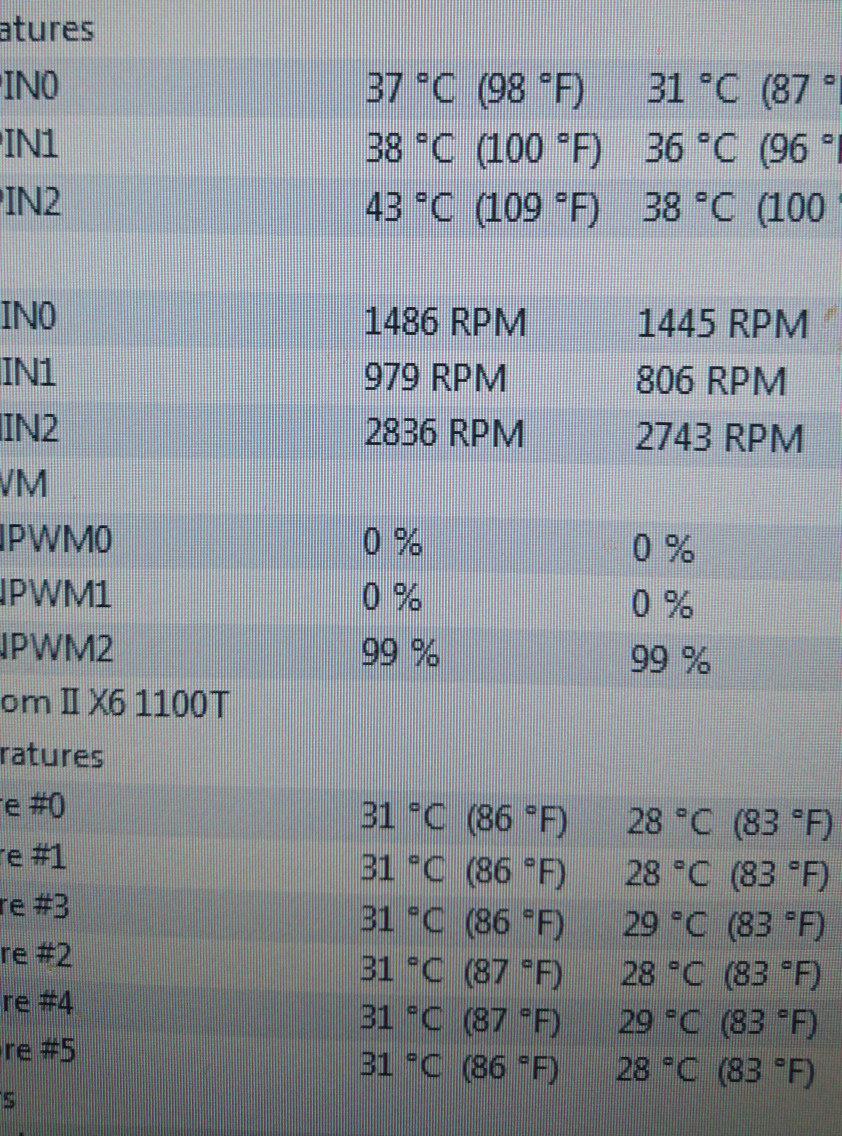 Охлаждение в бюджетном miditower или как опустить процессор ниже 30 градусов - 1