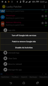 Как удалить рекламу из Android приложений - 7