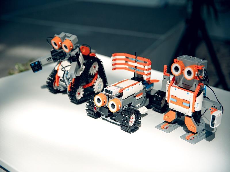 Китайские Jimu — первые SWIFT-friendly роботы - 8
