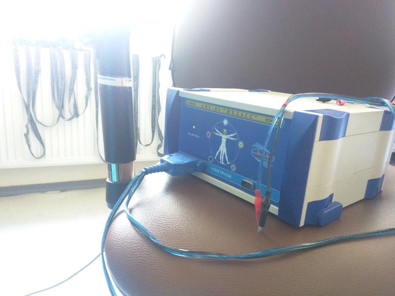 Весы-анализатор MGB Body fat scale — сравнительный «клинический» тест в ЦКБ РЖД - 3