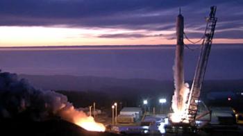 SpaceX провела испытания Formosat-5 Falcon 9, с планами очередной посадки на автономную платформу - 4