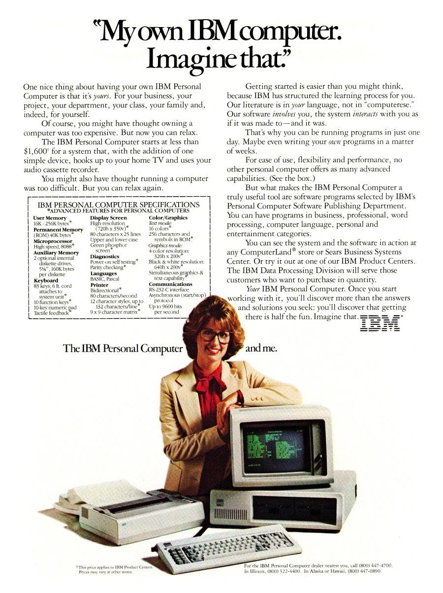 Полная история IBM PC, часть вторая: империя DOS наносит удар - 12