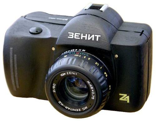 Под брендом «Зенит» будет выпущена цифровая камера от «Leica»? - 1