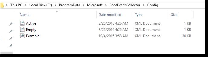 Сбор данных о загрузочных событиях Windows Server 2016 - 5
