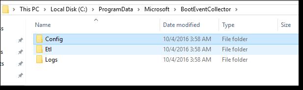 Сбор данных о загрузочных событиях Windows Server 2016 - 7