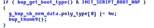 Выключаем Intel ME 11, используя недокументированный режим - 16