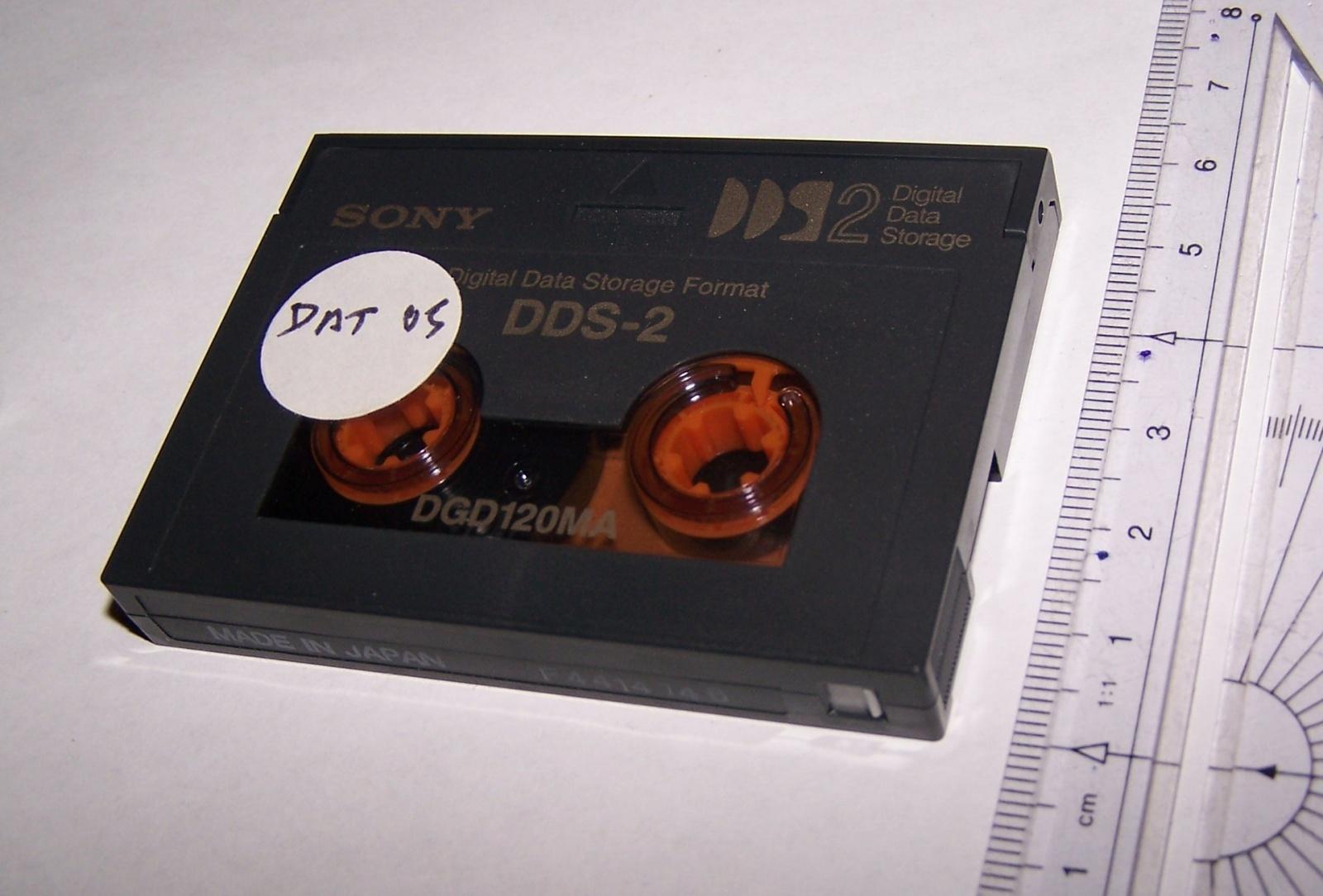 DAT: промахнувшийся убийца CD или еще один несправедливо забытый формат - 13