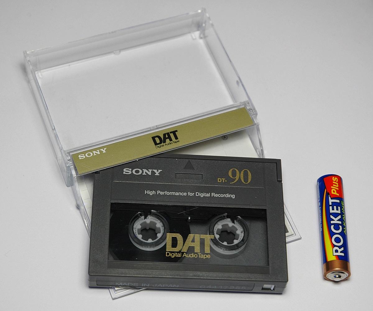DAT: промахнувшийся убийца CD или еще один несправедливо забытый формат - 5