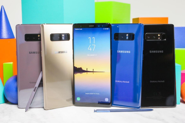 Galaxy Note 8: каким вышел новый флагман Samsung - 7