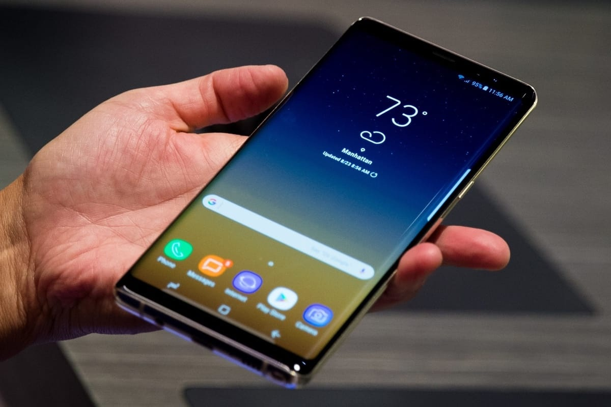 Galaxy Note 8: каким вышел новый флагман Samsung - 8