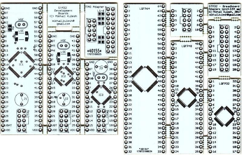 Нестандартный способ подружиться с STM32: не Ардуино и не Discovery - 2