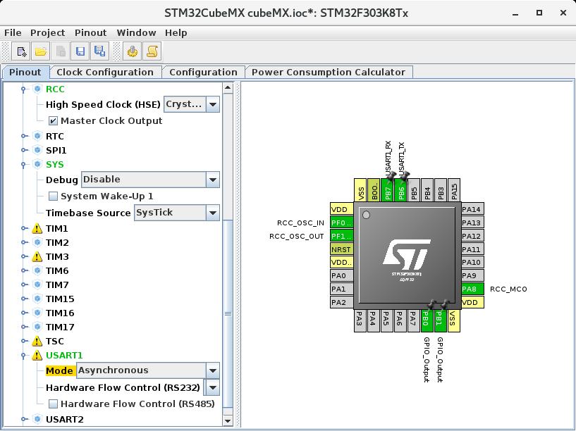 Нестандартный способ подружиться с STM32: не Ардуино и не Discovery - 6