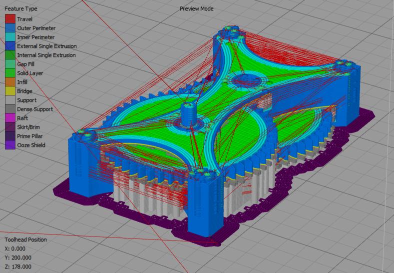 Обзор Simplify3D 4.0: новая версия слайсера - 7