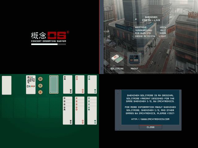 Как (и зачем) мы портировали Shenzhen Solitaire под MS-DOS - 2